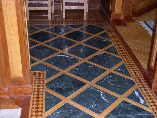 Blue Marble Floor Enrico Ciciliot Flickr