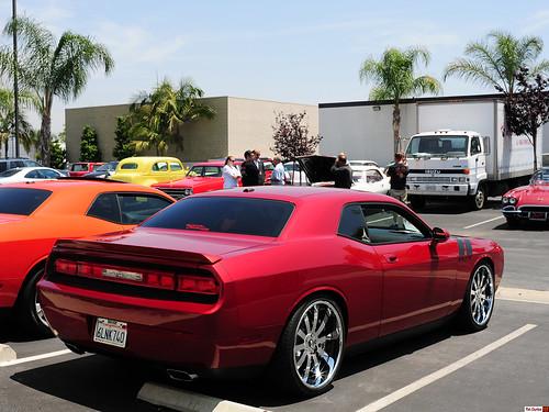 New Dodge Challenger >> 2011 Dodge Challenger RT Hemi 392 SRT8 - Redline 3 Pearl p… | Flickr