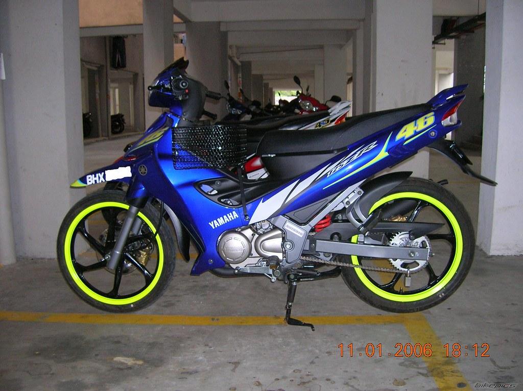 Yamaha  Zr Modified