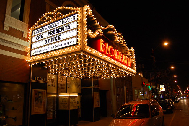 Chicago Public Radio Presents Victory Gardens Theater Flickr Photo Sharing