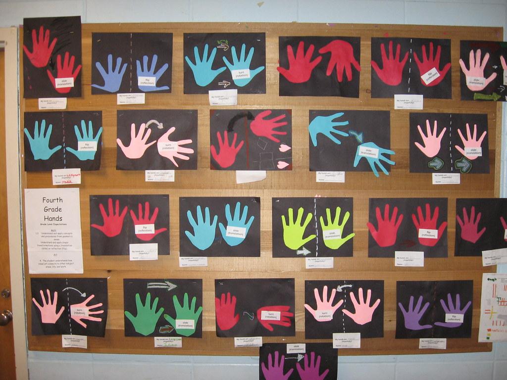 Classroom 11/11/07 12   Slide/Flip/Turn hand projects on