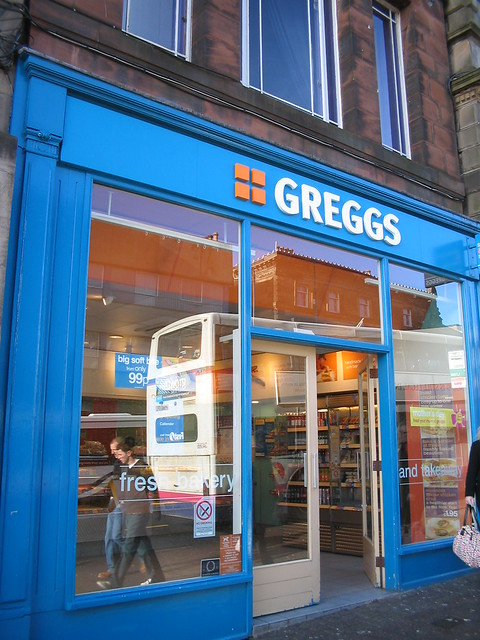 Greggs, Murray Place, Stirling