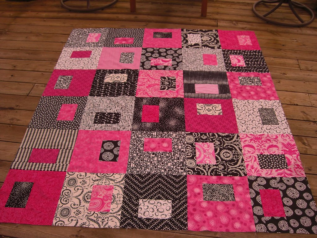Quilt For Cure This Quilt Is For A Breast Cancer Fund