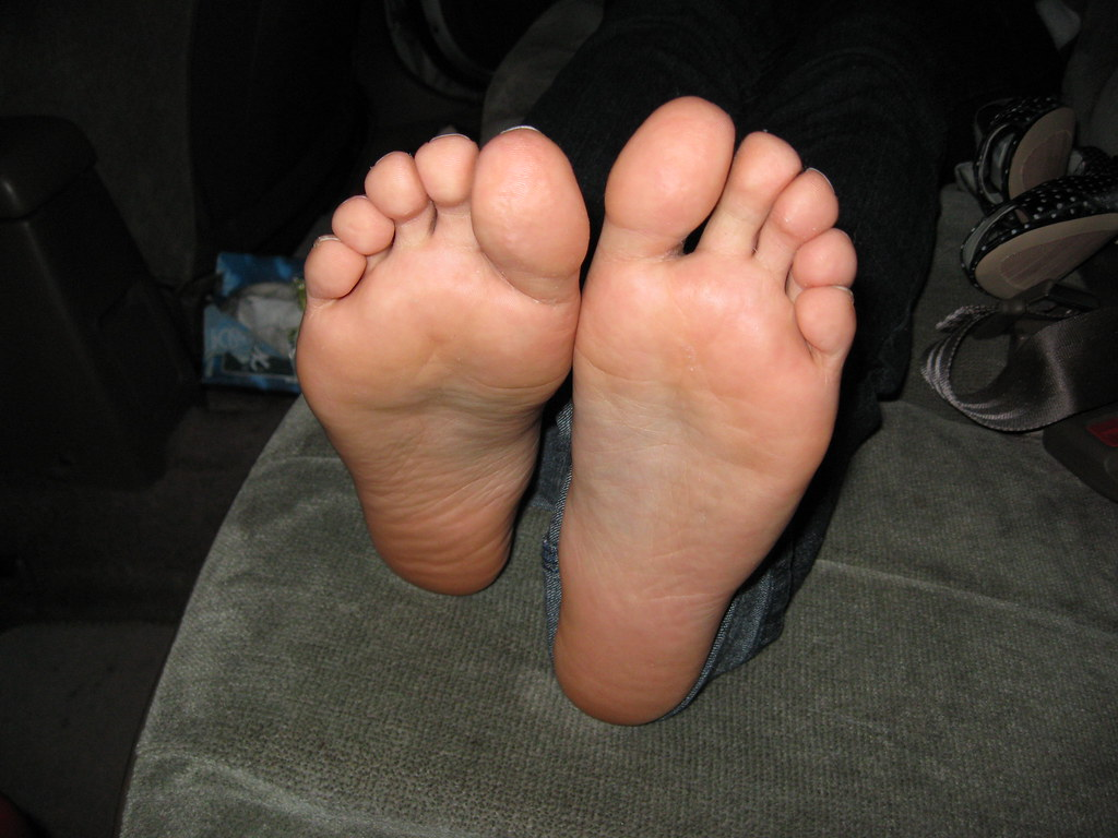 Foot Fetish Amatuer