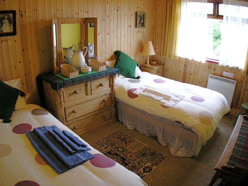 Twin Room At The Atlantic Hotel Weston Super Mare