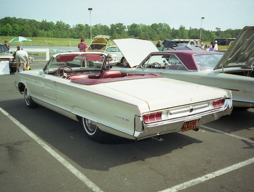 1965 Chrysler 300l Convertible Mopar Atlantic Nationals