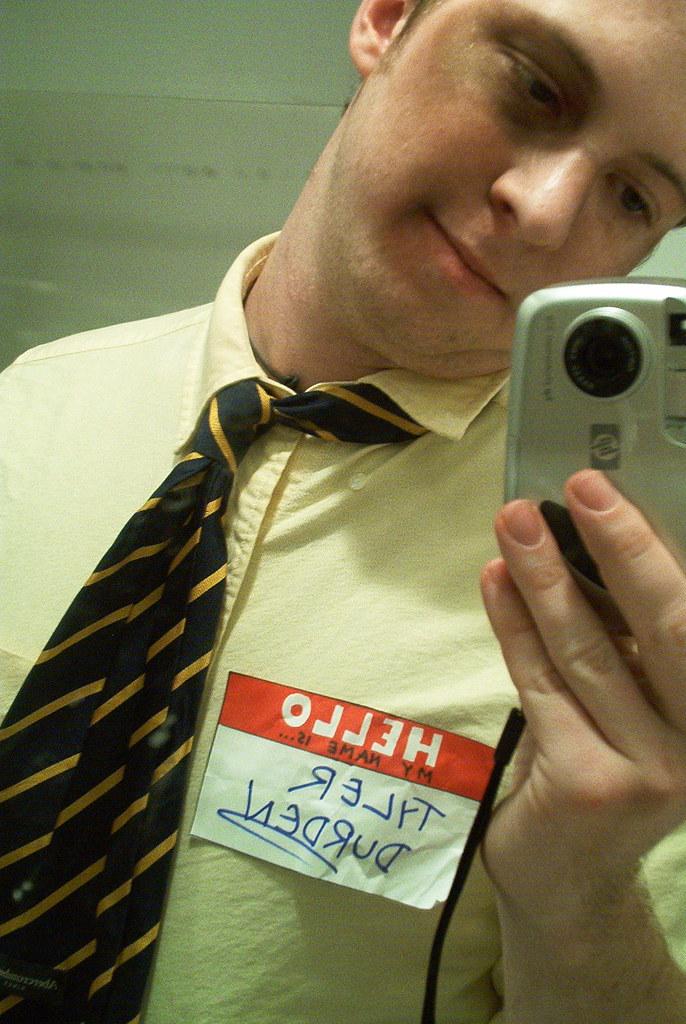 I Was Tyler Durden For Halloween Doug Kochmanski Flickr