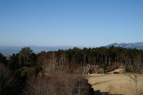 View From Hakone Youth Center ĸ�島市立「箱根の里」からの眺め。 Ʋ�津市の愛鷹山方面です Flickr