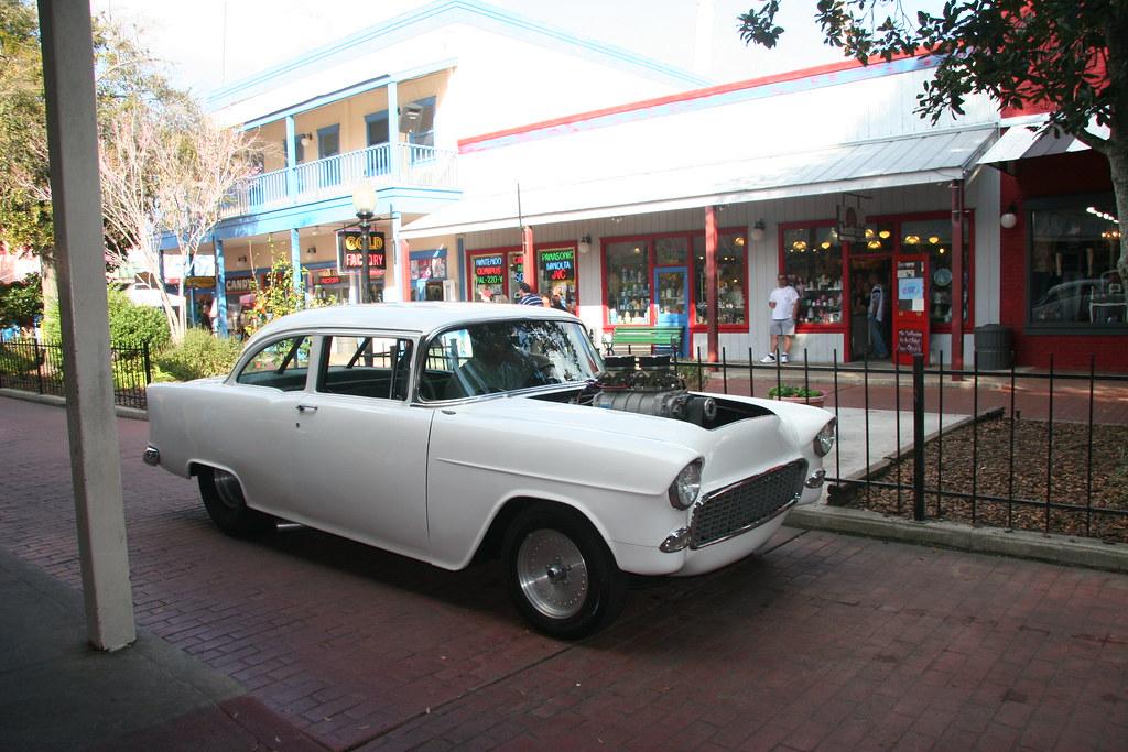 Old Town Kissimmee Fl Car Show