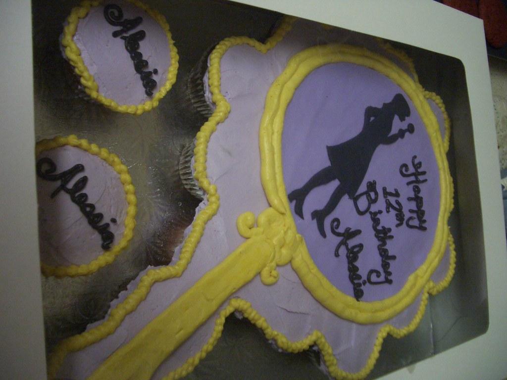 Nancy Drew Cake Images
