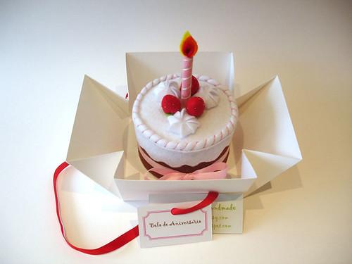 Birthday Cake In Box