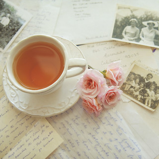 Tea, roses and memories.... | by ImagesByClaire