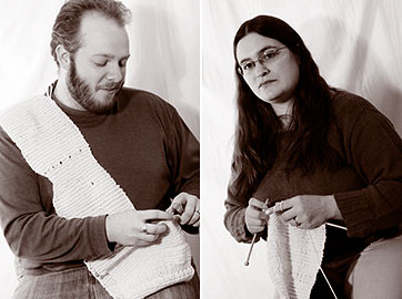 Married Knitters | by panopticon