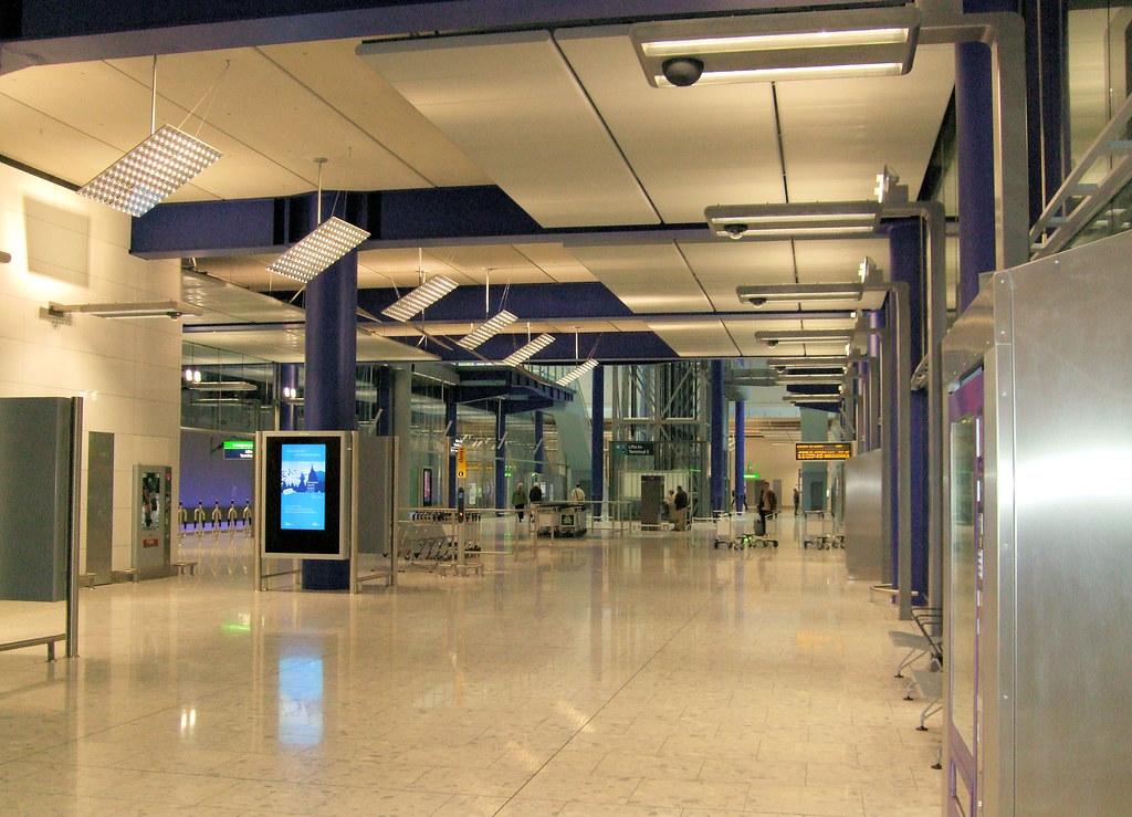Heathrow Express Station Terminal 5 London Heathrow