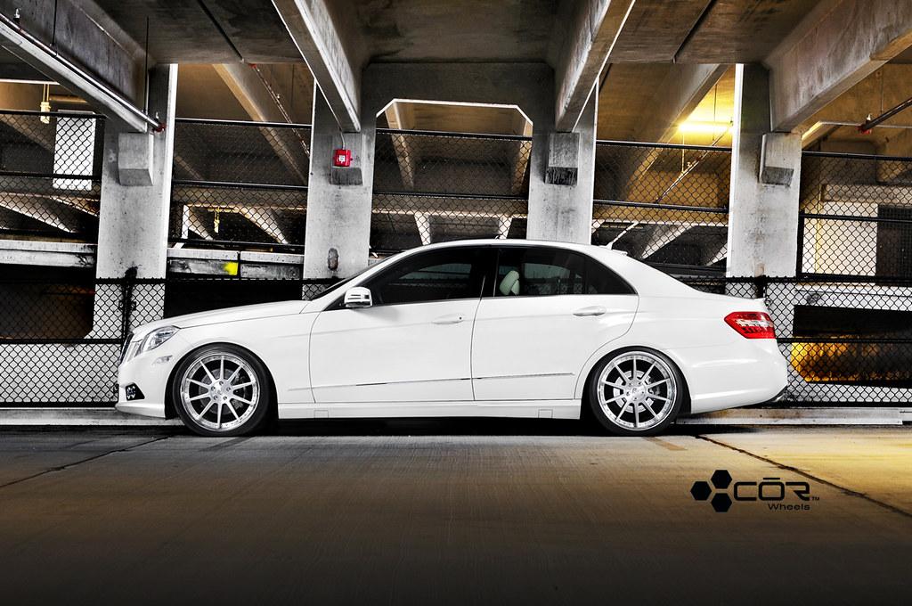 Mercedes Benz E350 W Cor Cipher Wheels For More Details