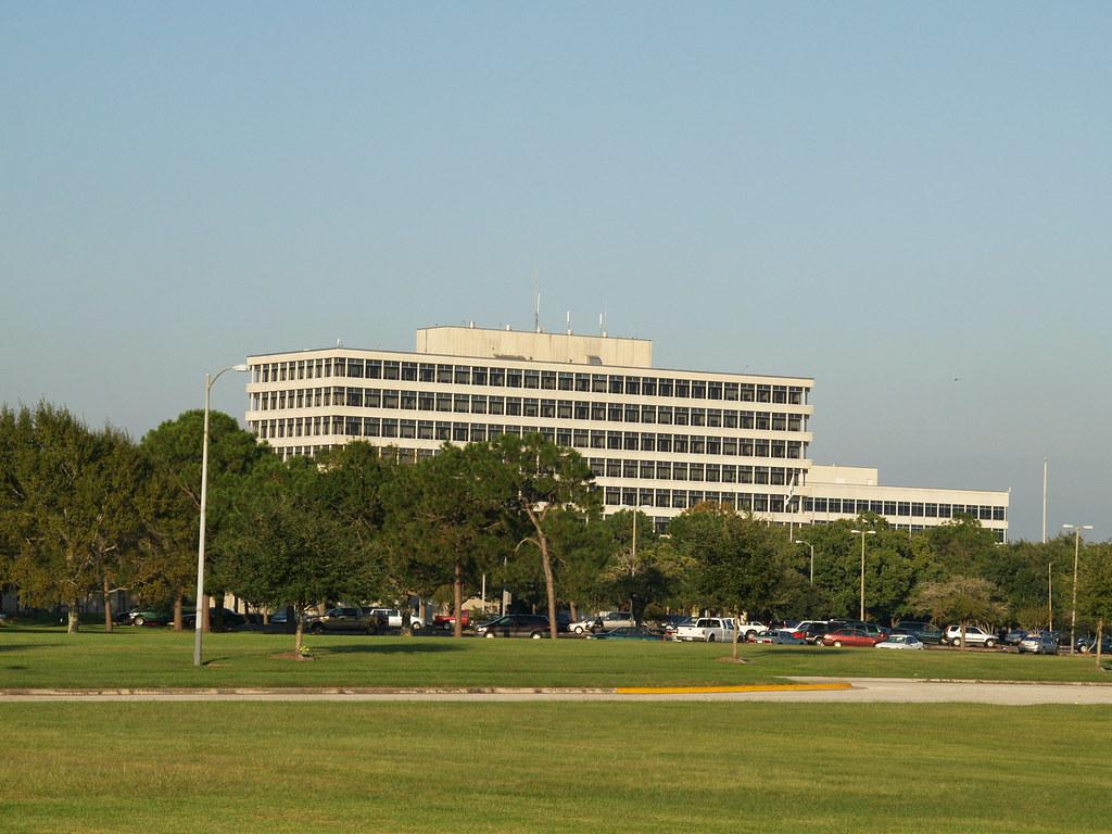 NASA Johnson Space Center, Houston, Texas PA165495 | Flickr
