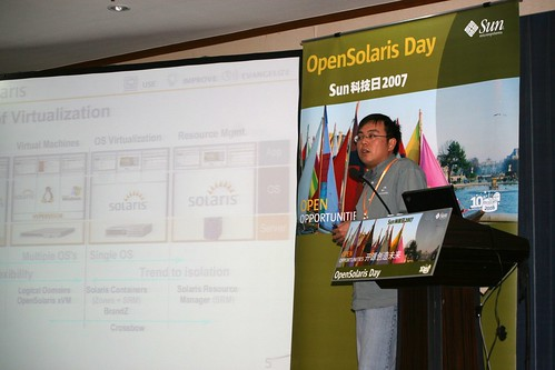 OpenSolaris Beijing | by jimgris