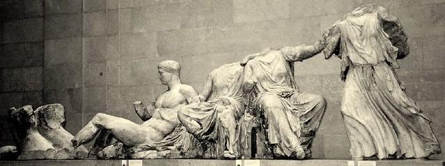 Elgin Marbles Inside The British Museum 2001 Elgin