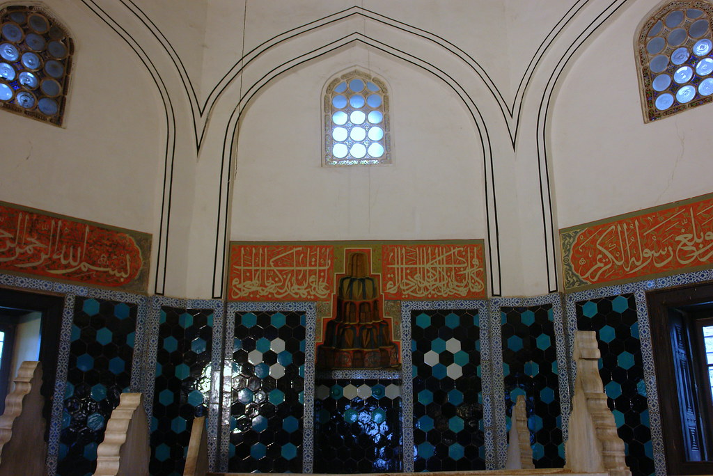 Muradiye Mosque Complex in Bursa  The Muradiye Mosque was ...
