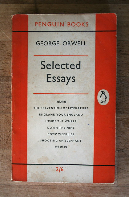 George Orwell – Fifty Essays. THE ART OF DONALD MCGILL (1941 ...