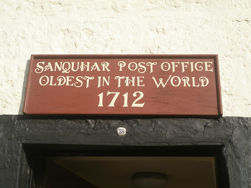 The Oldest Post Office in the World | by I like