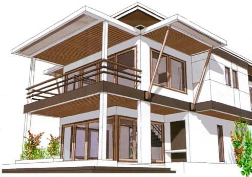 Image Result For Gambar Denah Rumah Minimalis Modern