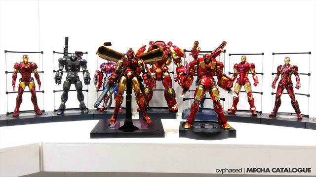 Wonder Festival Winter 2017 - RE:EDIT IRON MAN