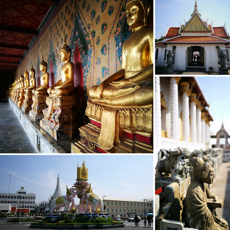 Bangkok itinerary: Temples and popular landmarks | www.wearejuanderers.com