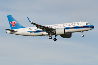 F-WWIB / B-8670 - Airbus A320-271 NEO - China Southern Airlines - msn 7269