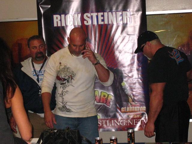 Rick Steiner, Goldberg, Scott Steiner   Dubya   Flickr
