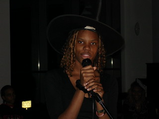 Fire on the Mic Fright Night | by Oak Park Public Library