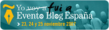 Fui al Evento Blog - fuiaebe07x220 | by Kialaya