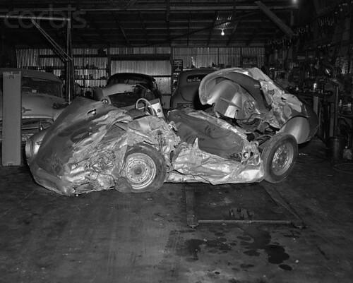 James Dean S Porsche 01 Oct 1955 Paso Robles