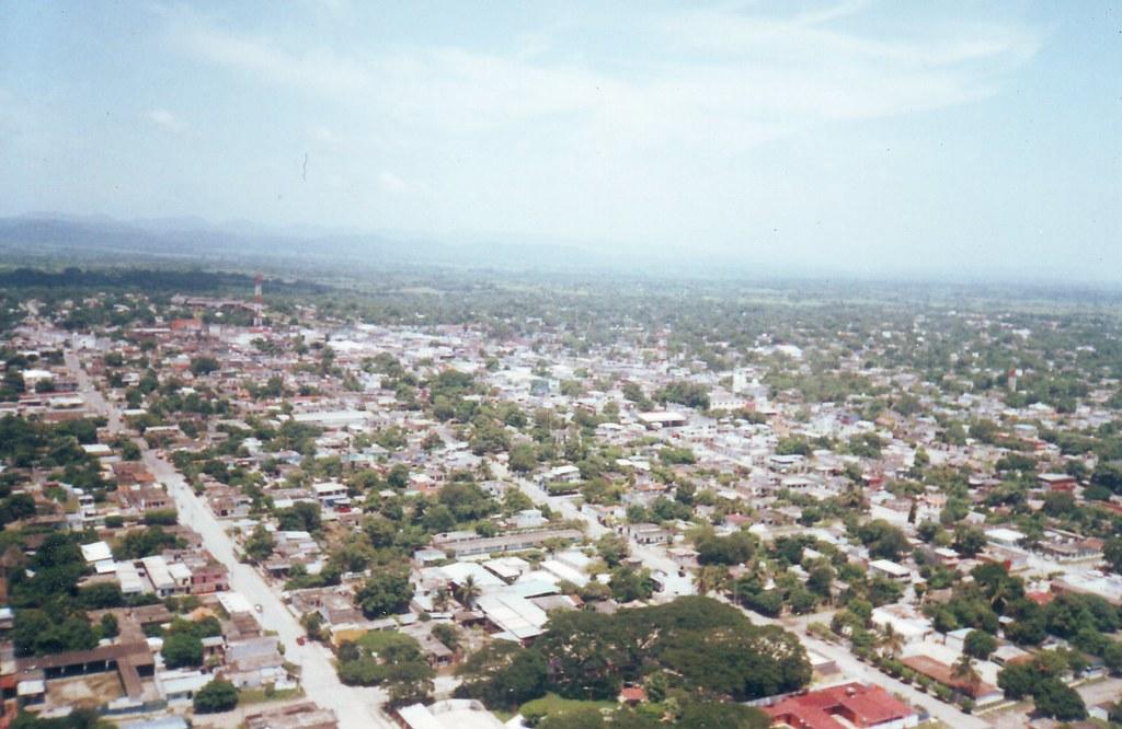Tierra Blanca Veracruz A Vista De Pajaro Fernando