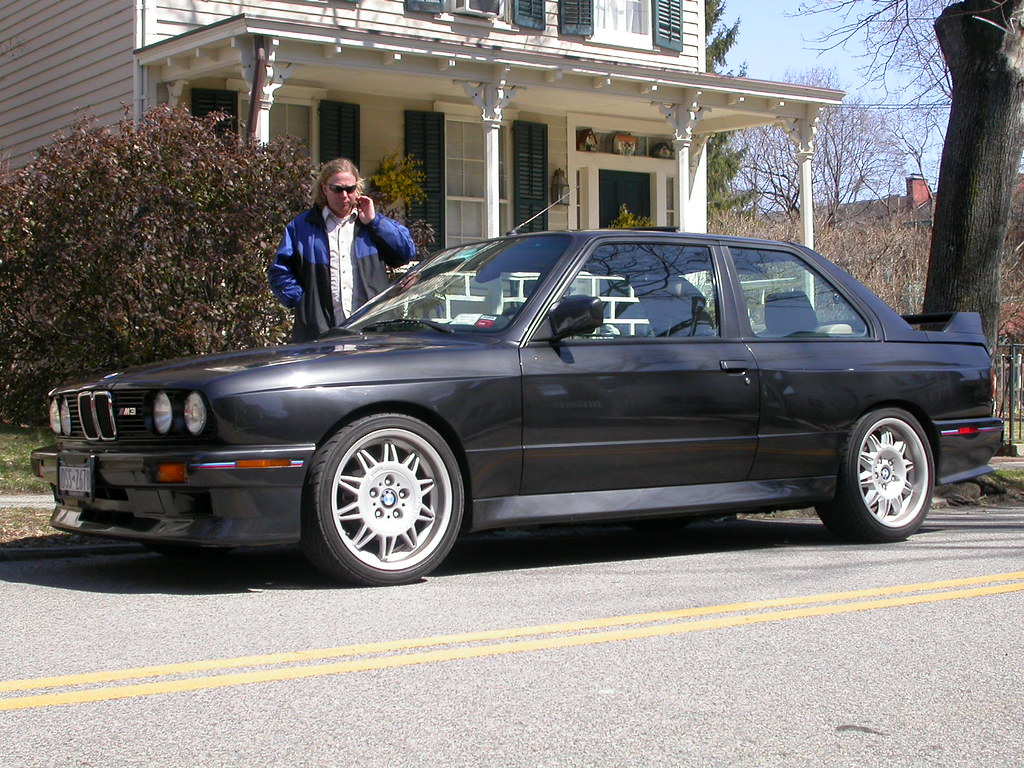 Bmw M3 E30 >> BMW E30 M3 - 1988 | Jake M | Flickr