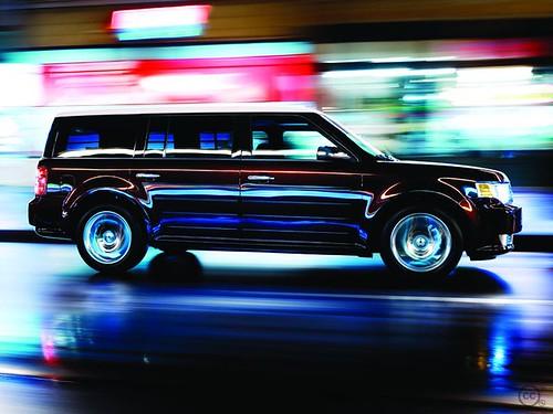 2009 flex profile for Ford motor company description