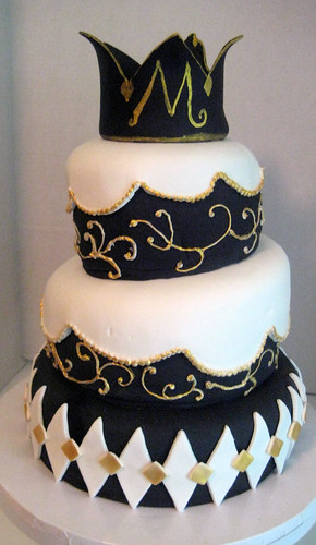 Black White And Gold Renaissance Theme Wedding Not Sure