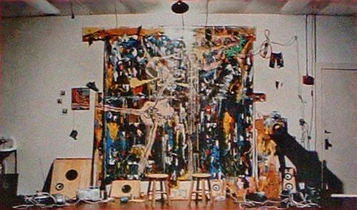 Relational Painting Aka Black Is Beautiful William