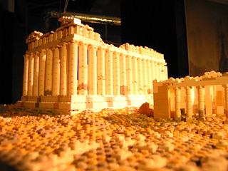 PIECE OF PEACE - World Heritage Exhibit Built With LEGO | by kojihachisu