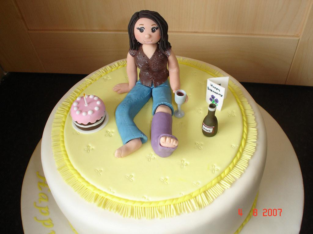The Cake Pan Lady