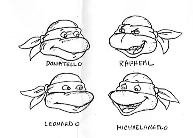 Quot Teenage Mutant Ninja Turtles Quot The Orginal Series Tur