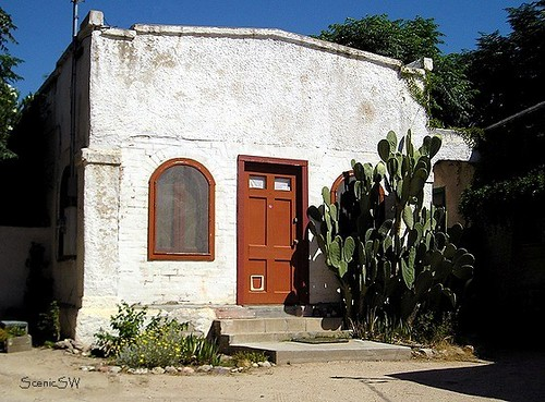 Tucson Adobe | by ScenicSW