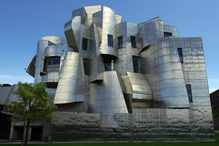 University of Minnesota Weisman Art Museum by Frank Gehry | by Dan Anderson.