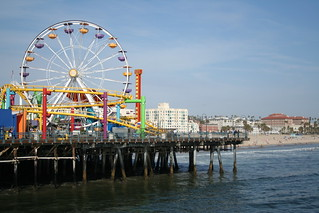 Santa Monica Pier | by Phil Scoville