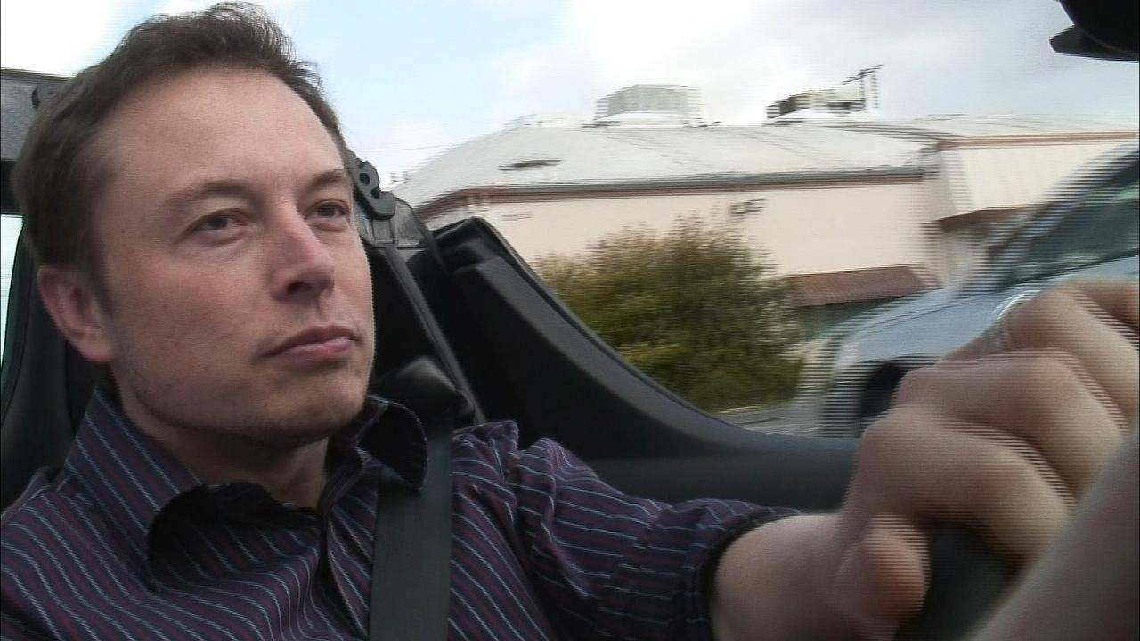 Tesla Chairman Elon Musk
