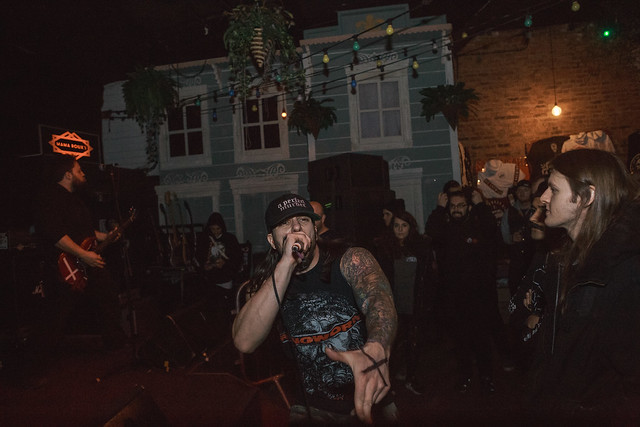 Get The Shot - Mama Rouxs - 13/02/17 - Birmingham