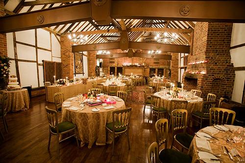 Lainston House Wedding Venue