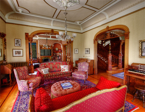 Morey Mansion Downstairs Sitting Room Redlands Ca Flickr