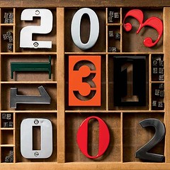 Spiekermann House Numbers | by Stewf