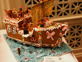 Gingerbread House Displays at the George Eastman House - December 2, 2007 | by Zeus_the_Ferret